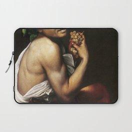 Michelangelo Merisi da Caravaggio - Young Sick Bacchus Laptop Sleeve