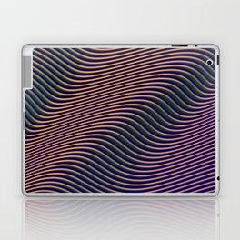 Fancy Curves II Laptop & iPad Skin