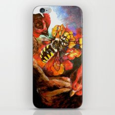 The Birds & The Bee iPhone & iPod Skin