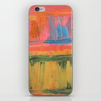 champagne iPhone & iPod Skins featuring Champagne by Ellie Rose Flynn