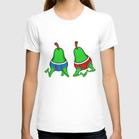 pear T-shirts featuring Gay Pear by mailboxdisco