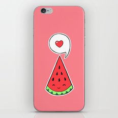 Watermelon 2 iPhone Skin