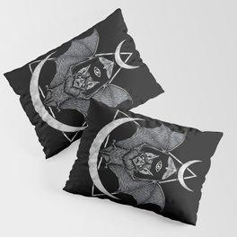 Occult Bat Pillow Sham