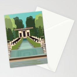 Meridian Hill Park Washington D.C. Stationery Cards