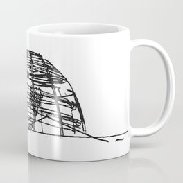Reichstag Dome, Foster + Partners Coffee Mug