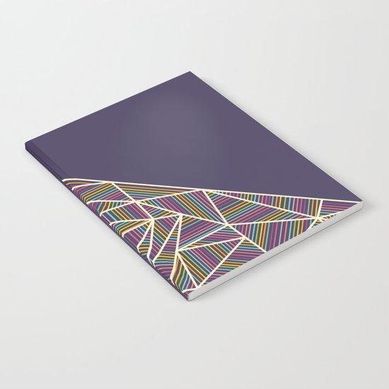 B Rays Geo 3 Notebook