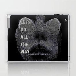 Alien Lover Laptop & iPad Skin