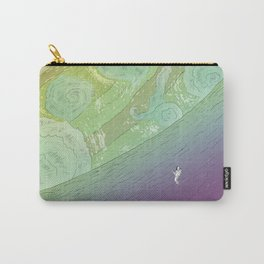 See You Space Clouds Carry-All Pouch