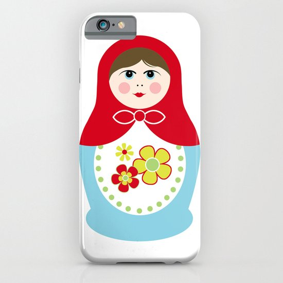 Matryoshka Doll 1 iPhone & iPod Case