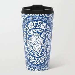 Chinese Lucky Circle Travel Mug