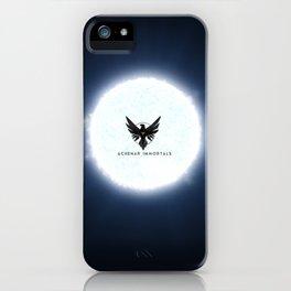 Achenar Immortals  iPhone Case