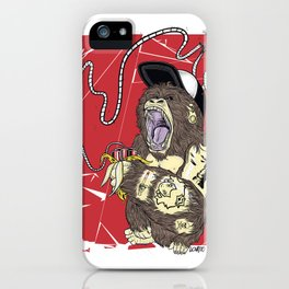 Banana iPhone Case