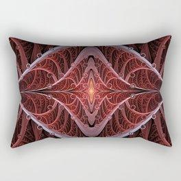 Dark Voodoo Rectangular Pillow