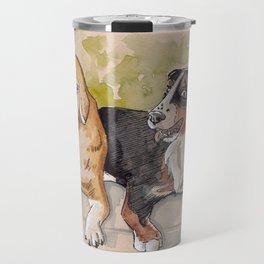Wuff! Travel Mug