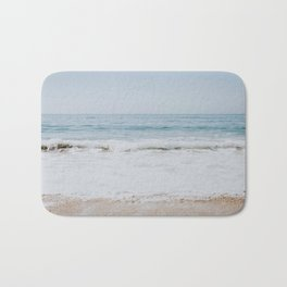beach vibes xix / laguna beach, california Bath Mat
