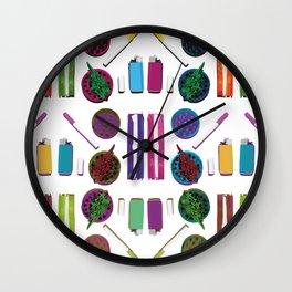 Stoned Kit Wall Clock