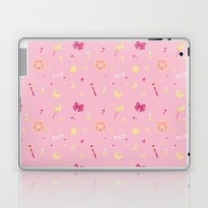 Sailor Moon Pattern Laptop & iPad Skin