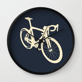 Bicycle - bike - cycling Wall Clock