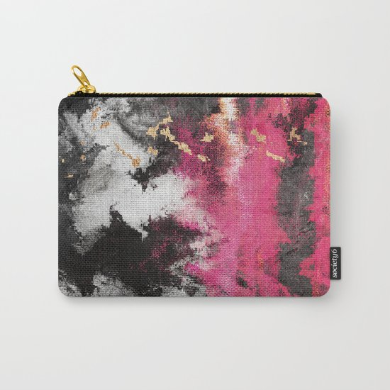Pink Fusion  Carry-All Pouch