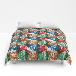 Jazz Men Comforters