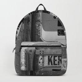 Vintage Kerosene Pump Backpack