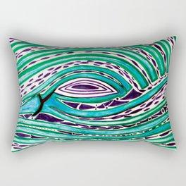 One Birds Eye View Rectangular Pillow