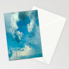 Rainbow Sky Bliss Stationery Cards
