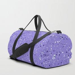 Lilac rubber flooring Duffle Bag