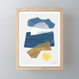 Amagansett I Framed Mini Art Print
