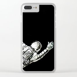 I'll take you to Mars Clear iPhone Case