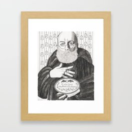 Gorey Framed Art Print