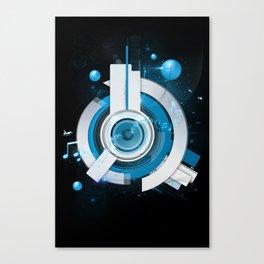 Music Beacon Canvas Print