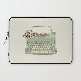 Retro typewriter Laptop Sleeve
