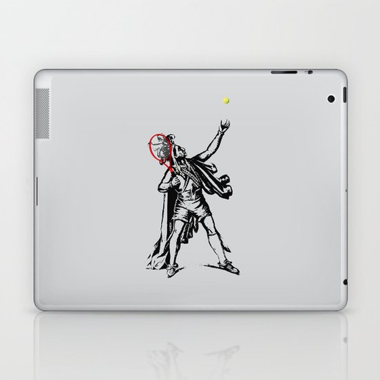 Chief of The Court Laptop & iPad Skin