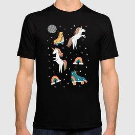 Unicorn Skate Party T-shirt