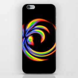 Abstract Perfection 27 iPhone Skin