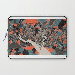 Southampton Multicoloured Print Laptop Sleeve