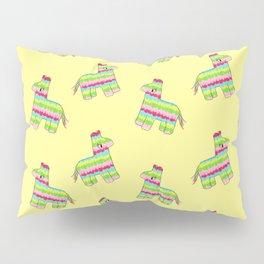 Pinata Pattern Yellow Pillow Sham