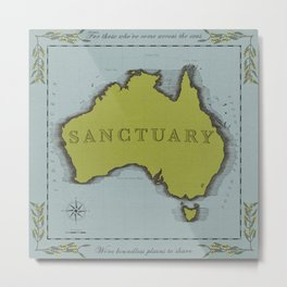 Sanctuary Metal Print