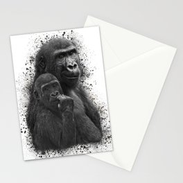 Gorilla Brothers Stationery Cards