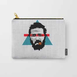 Neo Poinitlism: Hardy Carry-All Pouch