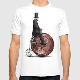 Penny Farthing T-shirt