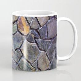Mosaic Stone Wall Coffee Mug