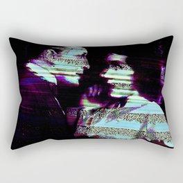 Fear Rectangular Pillow