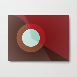 Geometric abstraction 2 Metal Print