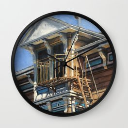 The Penthouse Wall Clock