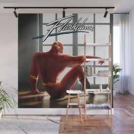 The Flash Dance Wall Mural