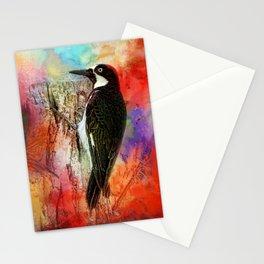Acorn Woodpecker Stationery Cards