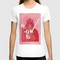 darth T-shirts featuring Darth Vader by David Penela