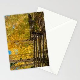 Aspen Autumn Color I - Southern Utah Stationery Cards